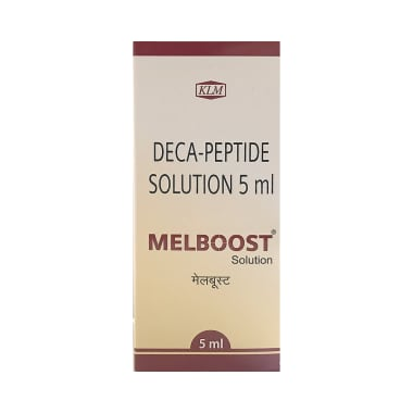 Melboost 5mg Solution