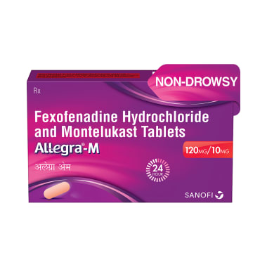 Allegra-M Tablet