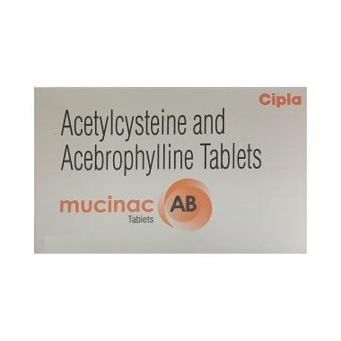 Mucinac AB Tablet
