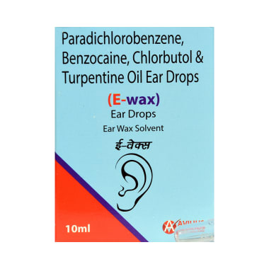 E-Wax Ear Drop
