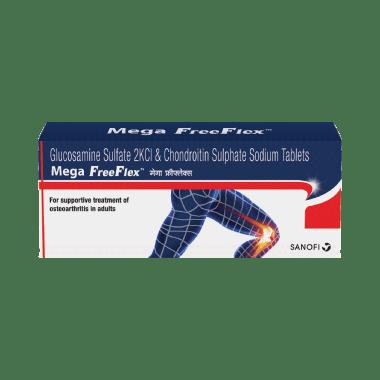 Mega FreeFlex Joint Health Tablet