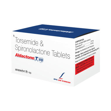 Aldactone T 10 Tablet