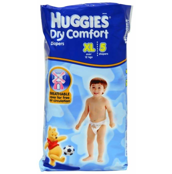 Huggies Dry Comfort Diaper XL