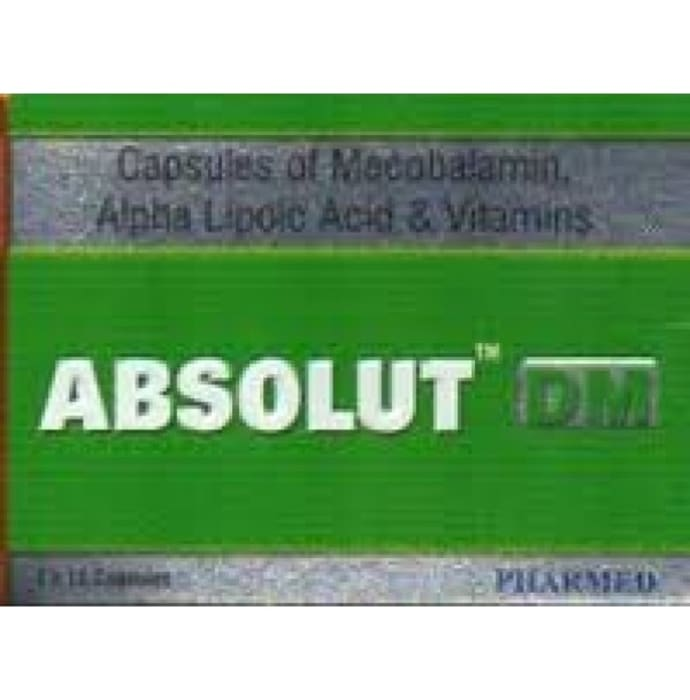 Absolut DM Capsule