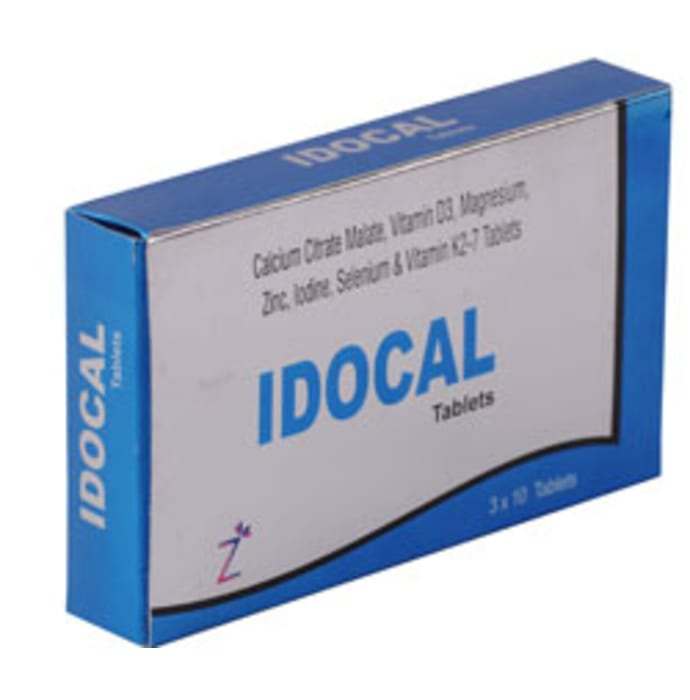 Idocal Tablet