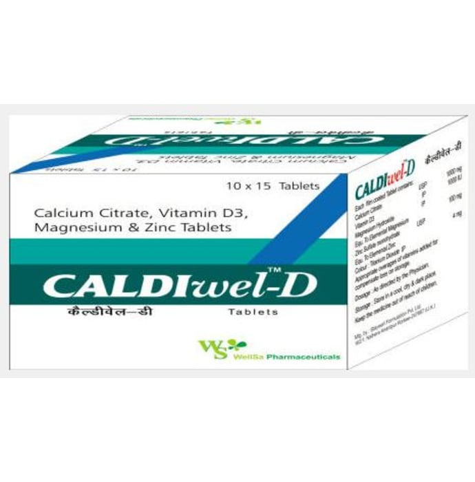 Caldiwel-D  Tablet