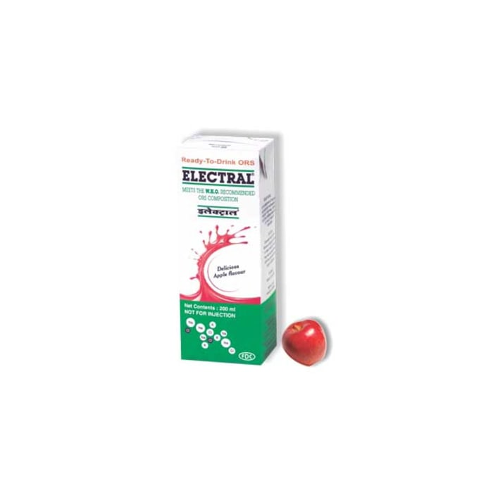 Electral Rtd Liquid Apple