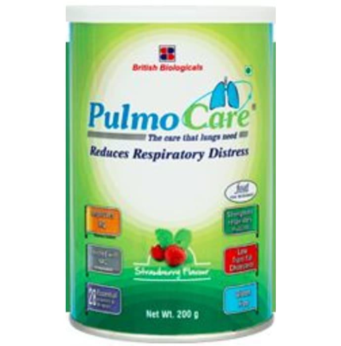 Pulmocare  Powder Strawberry