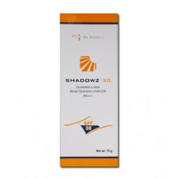 Shadowz Spf 30 Lotion