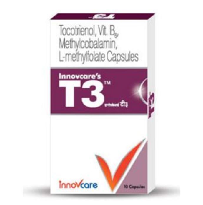 Innovcare's T3 Capsule