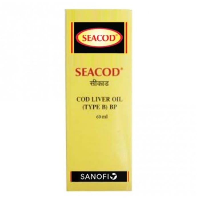 Seacod Cod Liver Oil
