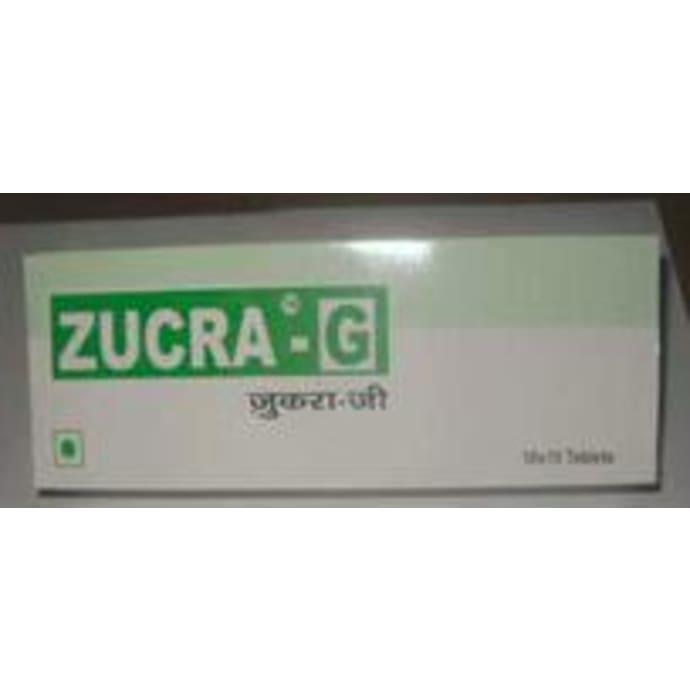 Zucra-G Tablet