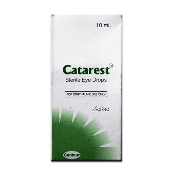 Catarest Eye Drop