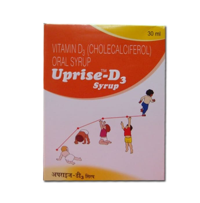 Uprise-d3 syrup: buy uprise-d3 syrup 30 ml syrup pack ...