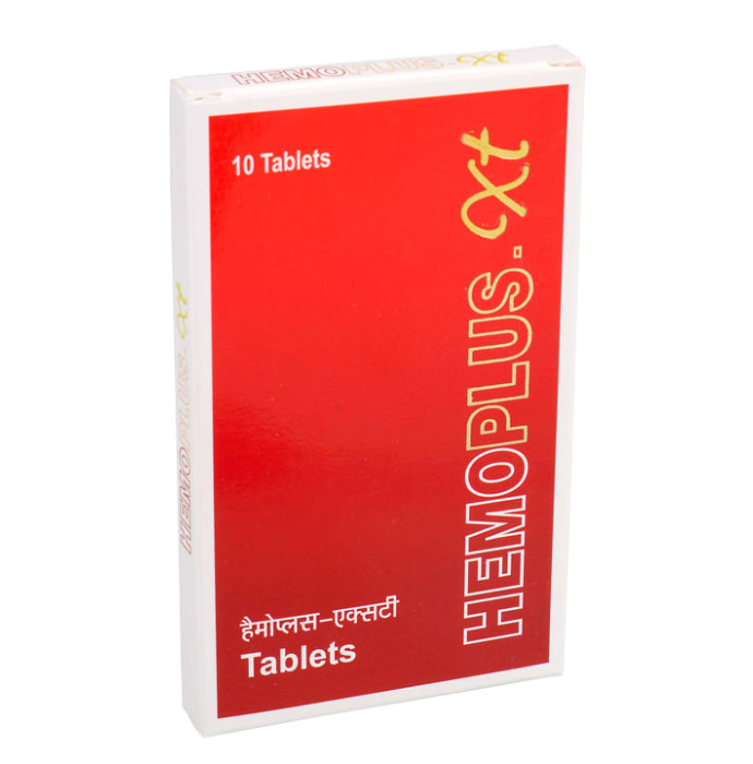 Hemoplus-XT Tablet