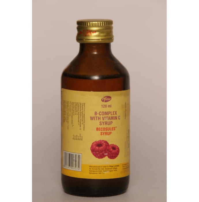 Becosules Syrup