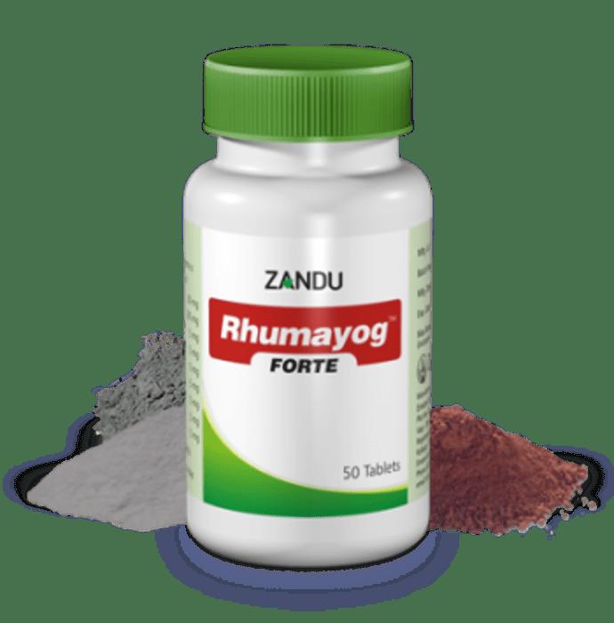 Rhumayog Forte Tablet