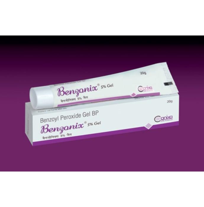 Benzonix 5% Gel