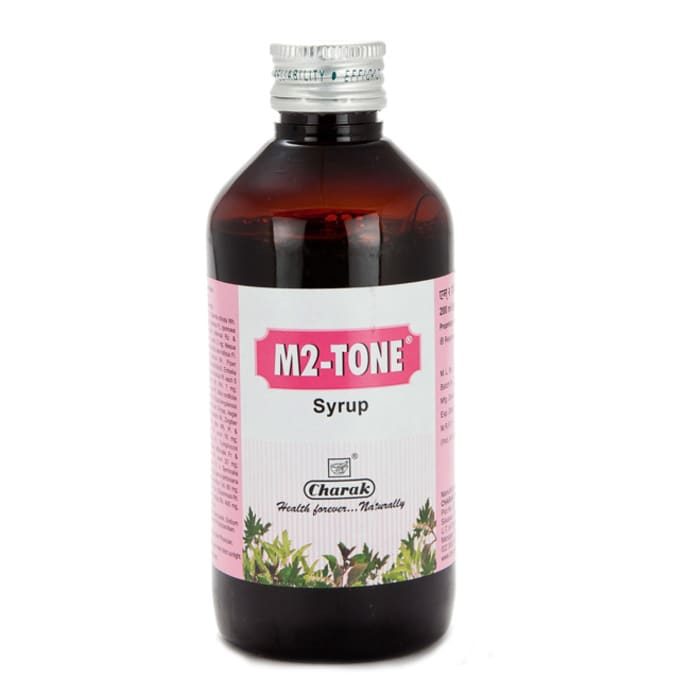 Charak M2-Tone Syrup