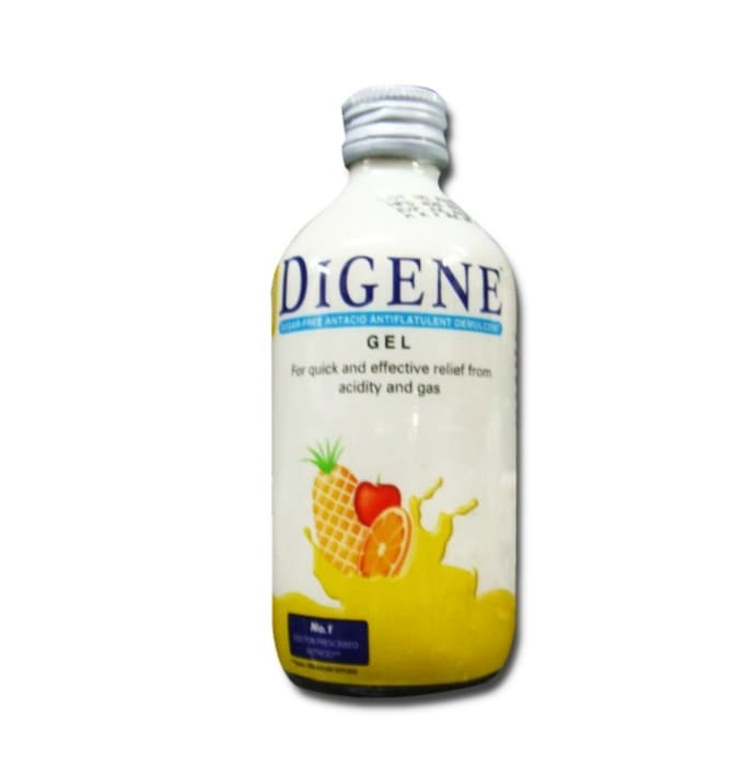 Digene Oral Gel Mixed fruit