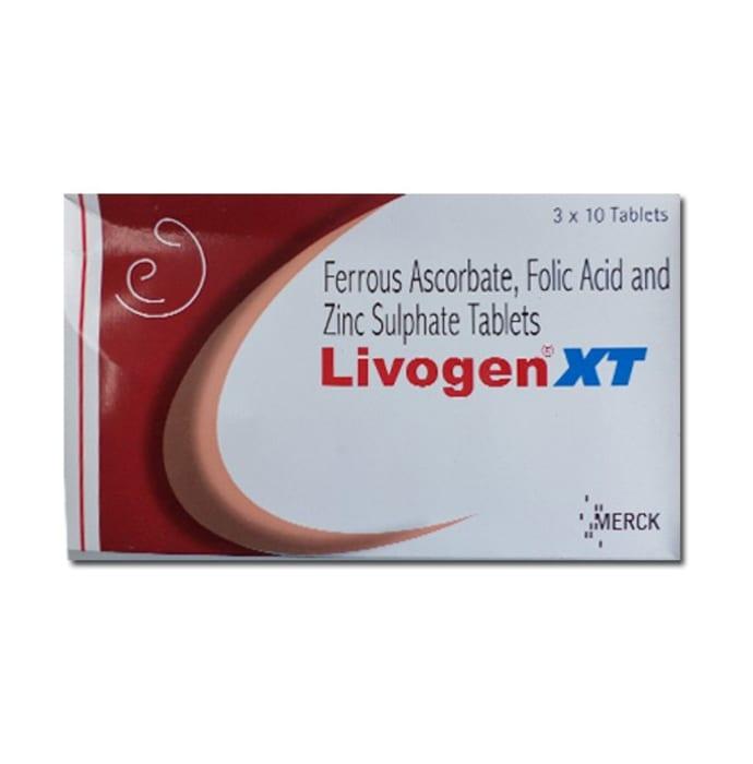 Livogen-XT Tablet