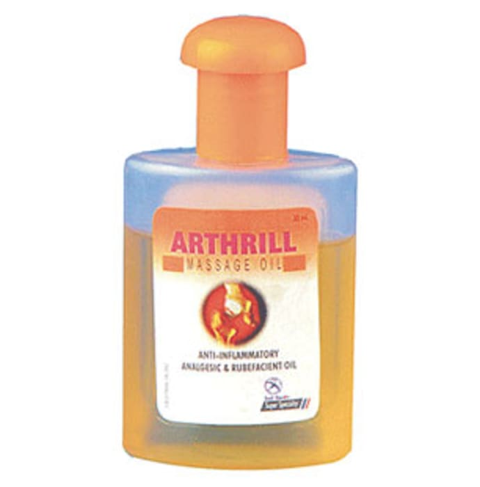 Arthrill Message Oil