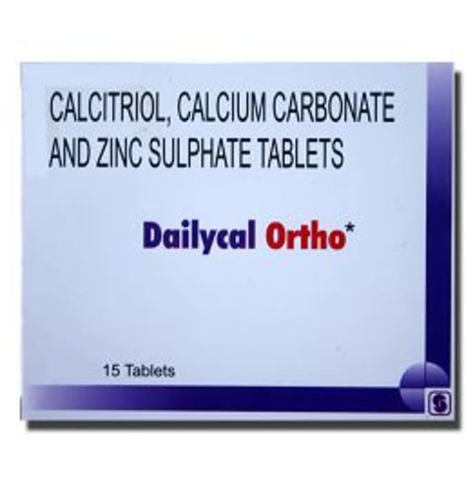 Dailycal Ortho Tablet