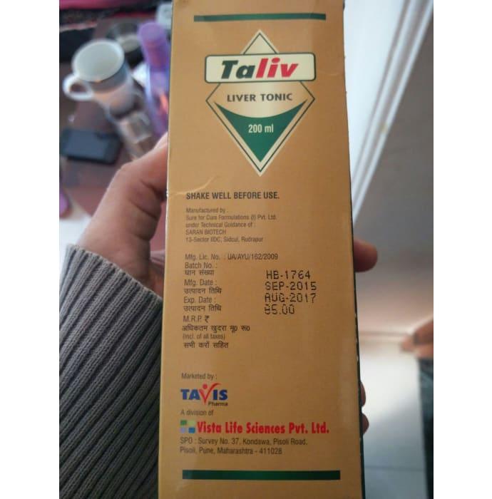 Taliv Syrup