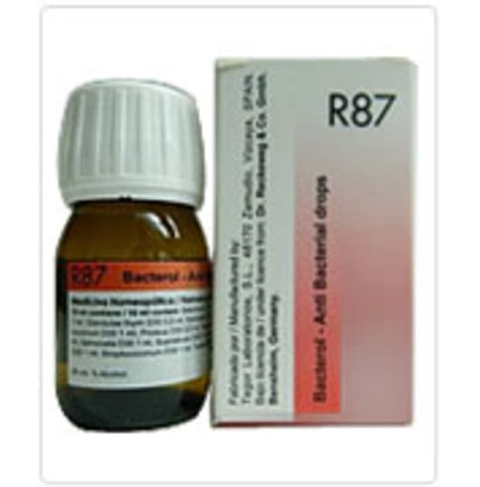 Dr. Reckeweg R87 Anti Bacterial Drop