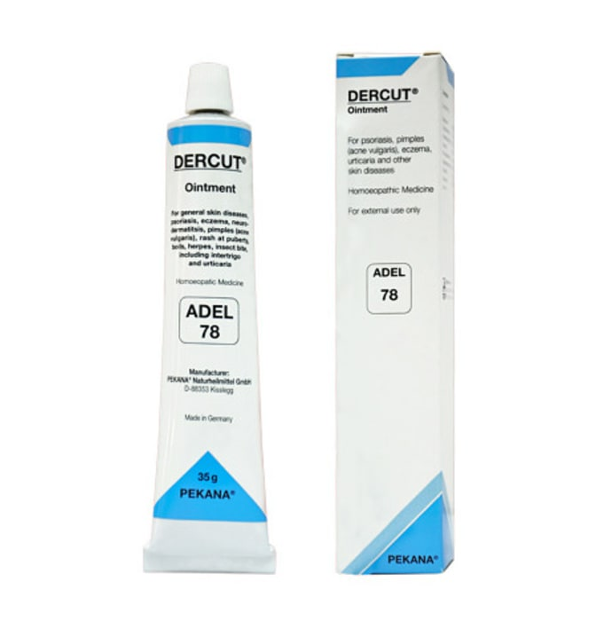 ADEL 78 Dercut Ointment