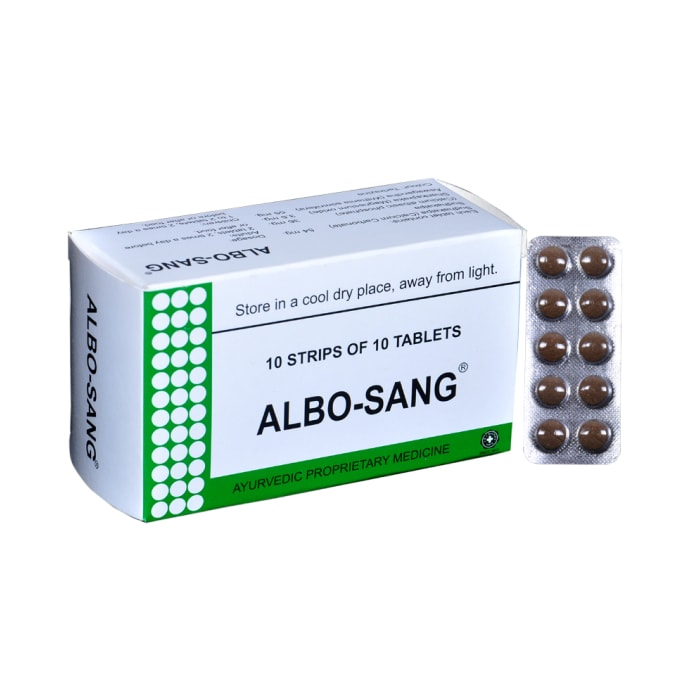 Albo Sang Tablet