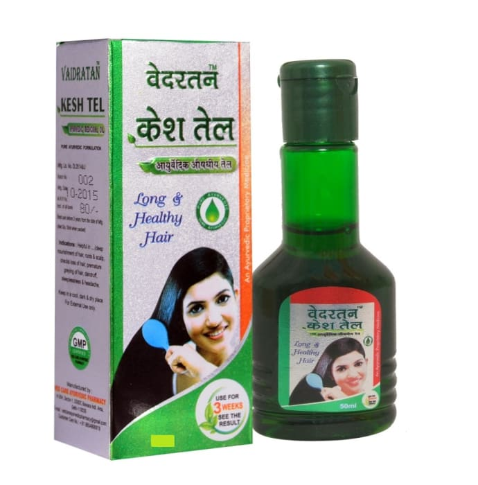Vaidratan Hair Oil