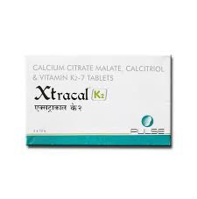 Xtracal K2 Tablet
