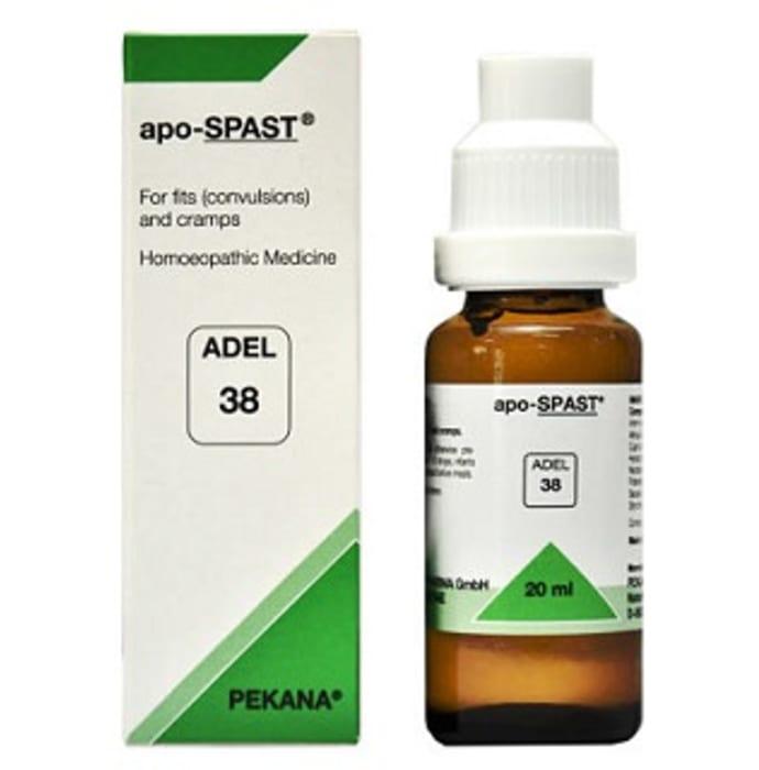 ADEL 38 Apo-Spast Drop