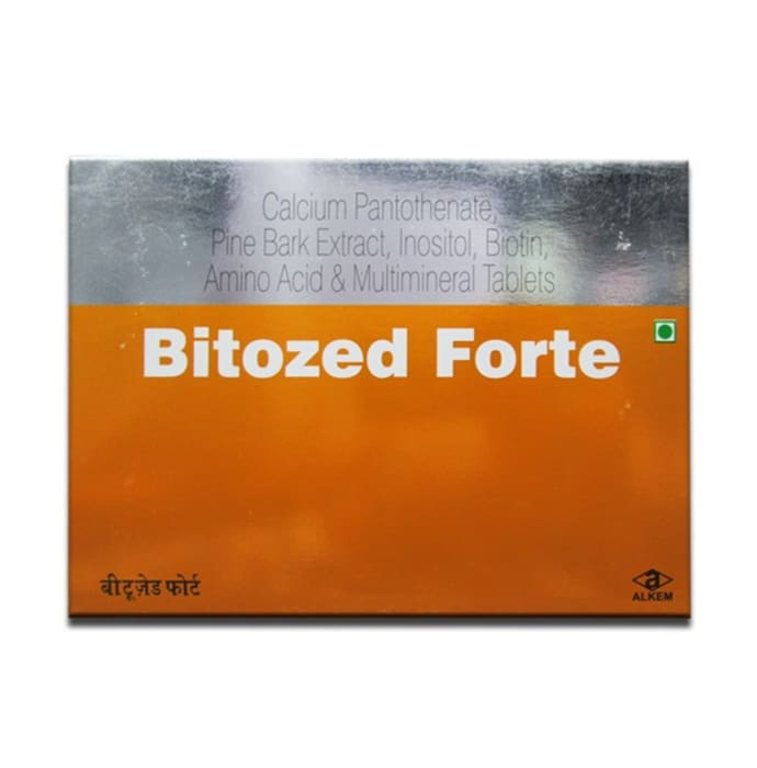 Bitozed Forte Tablet