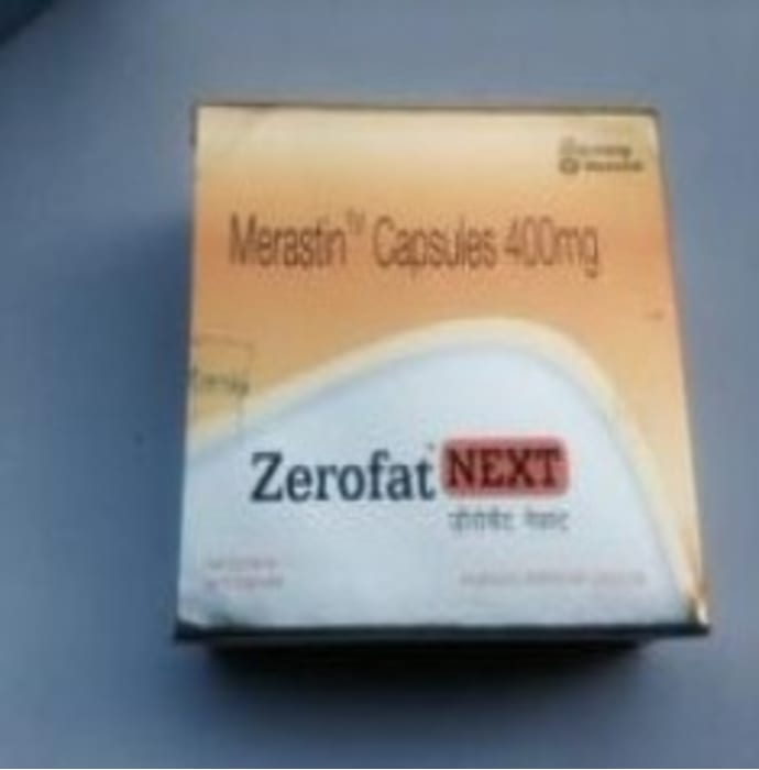 Zerofat Next Capsule