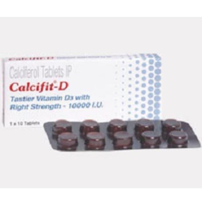 Calcifit - D 1K Tablet