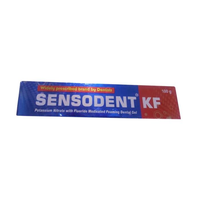Sensodent KF Toothpaste