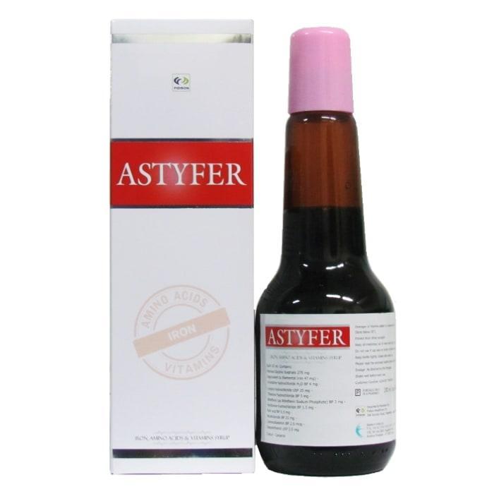 Astyfer Capsule