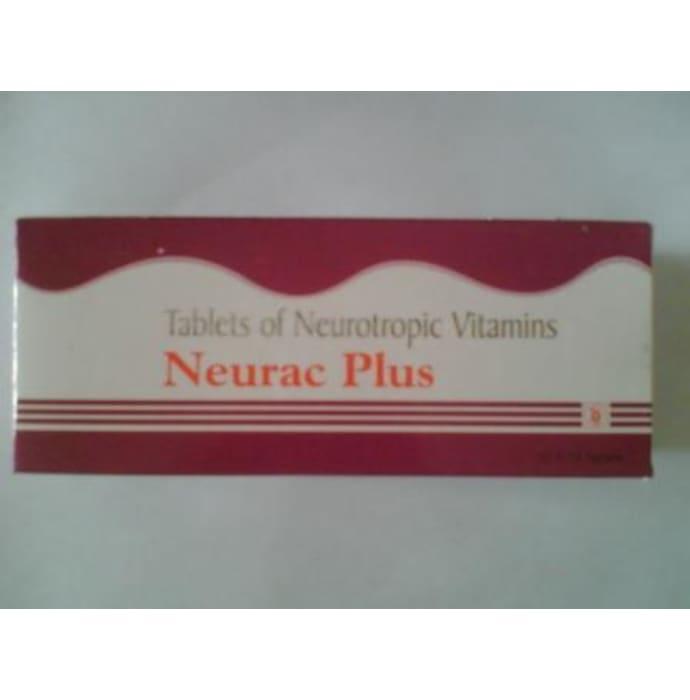 Neurac Plus Tablet