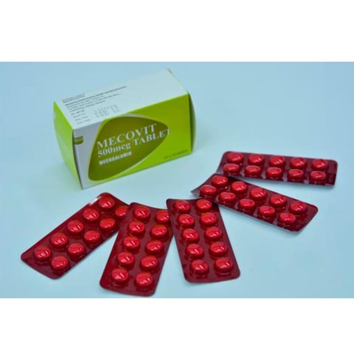 Mecovit Tablet