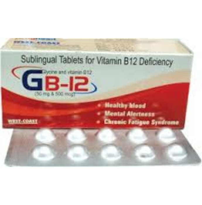 GB-12 Tablet