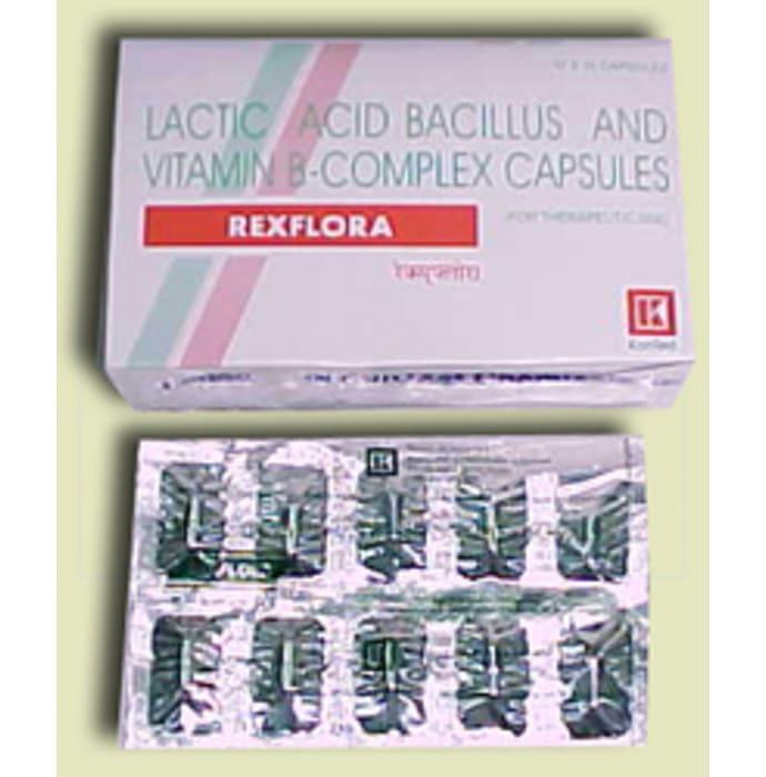 Rexflora Capsule