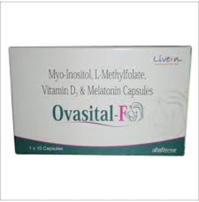 Ovasital F Tablet