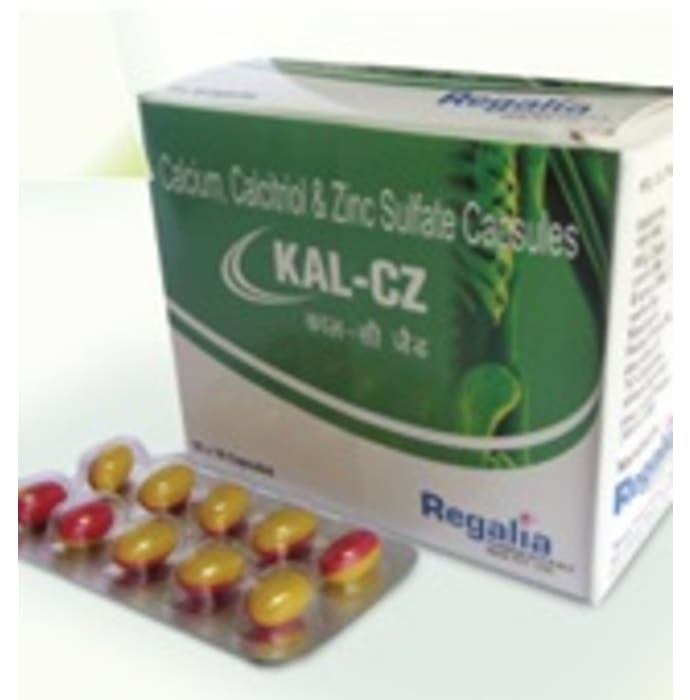 Kal-CZ Capsule