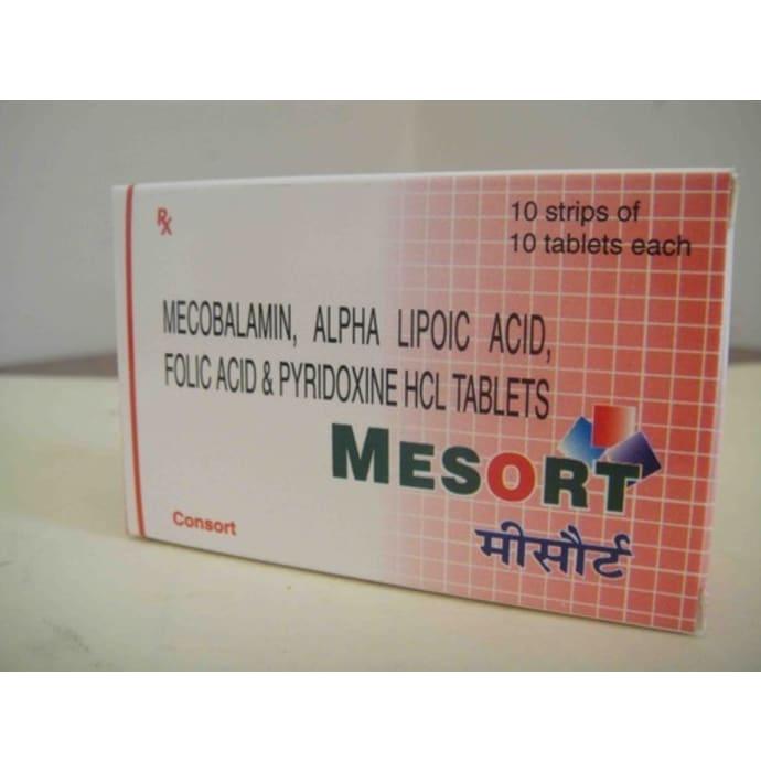 Mesort Tablet