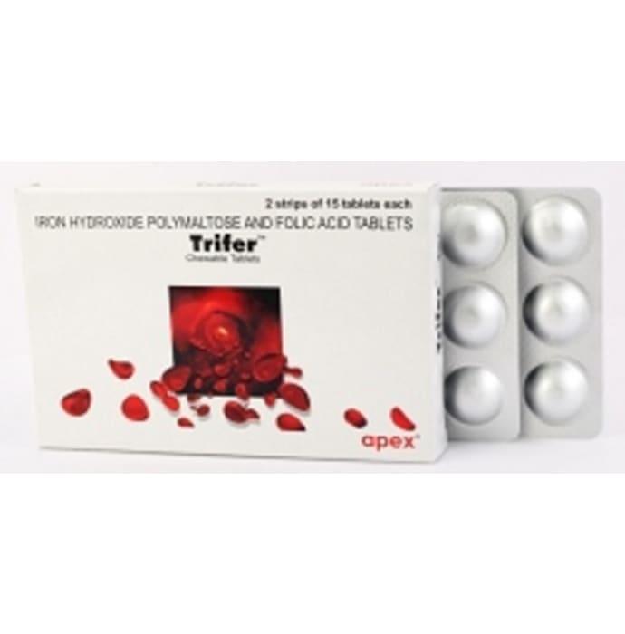 Trifer Tablet
