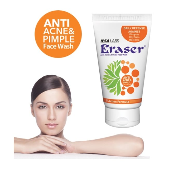 Eraser Face Wash