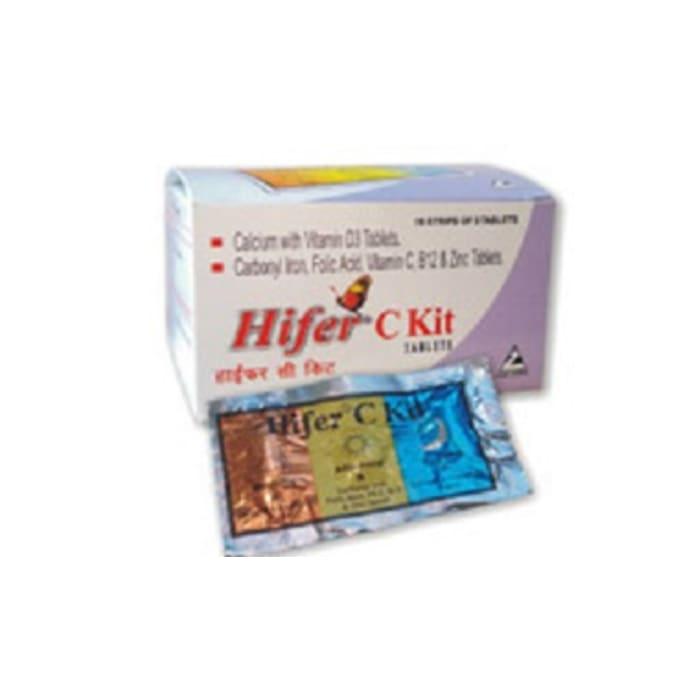 Hifer-C Kit Tablet