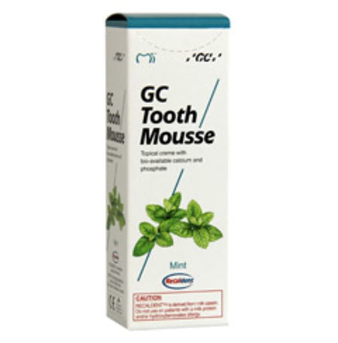 Recaldent GC Tooth Mousse Toothpaste Mint
